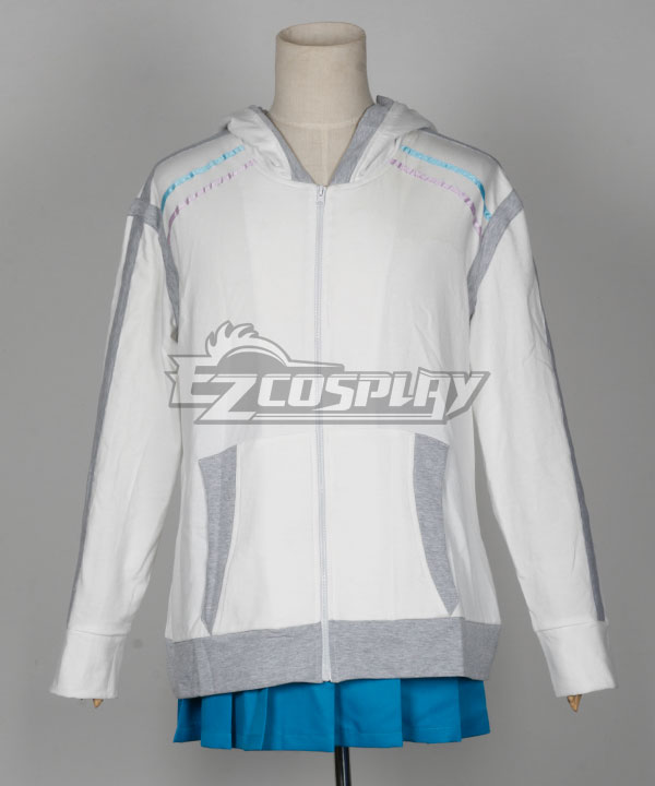 Punch Line Ito Hikiotani Front Cover Cosplay Costume