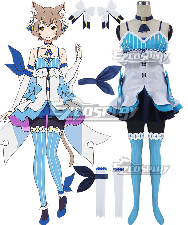 EREZ011 Re: Life In A Different World From Zero Felix Argyle Cosplay Costume
