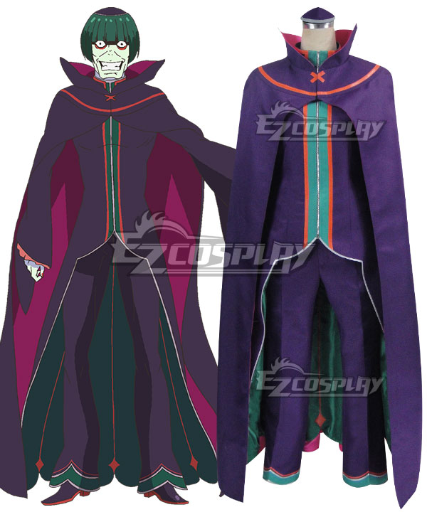 EREZ014 Re: Life In A Different World From Zero Betelgeuse Romaneeconti Cosplay Costume