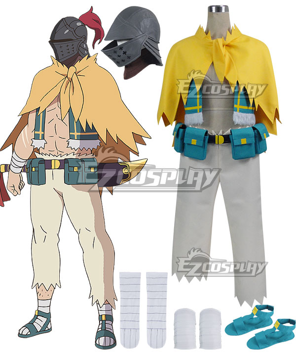EREZ015 Re: Life In A Different World From Zero Aldebaran Cosplay Costume