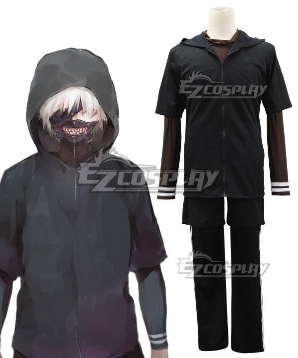 Tokyo Ghoul Kaneki Ken Cosplay Costume None