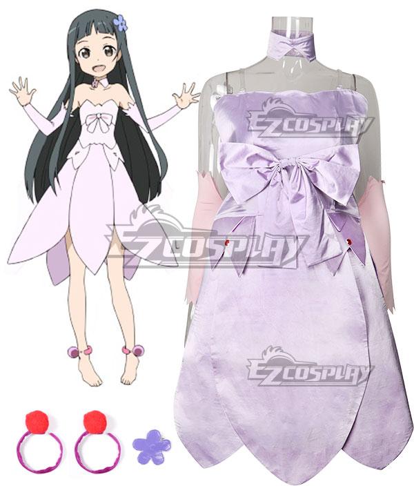 ALfheim �Online Asuna Cosplay Costume