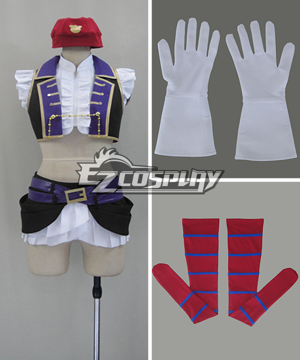 Image of LoveLive! Love Live! Sonoda Umi Cosplay Costume