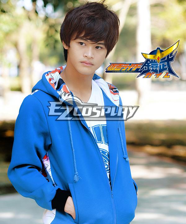 Kamen Rider Gaim Kouta Kazuraba Daily Wear Cosplay Hoodie