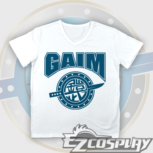 Kamen Rider Gaim Kouta Kazuraba Cosplay T-Shirt