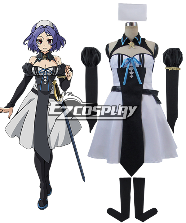 Seraph of the End Chess Belle Cosplay Costume None