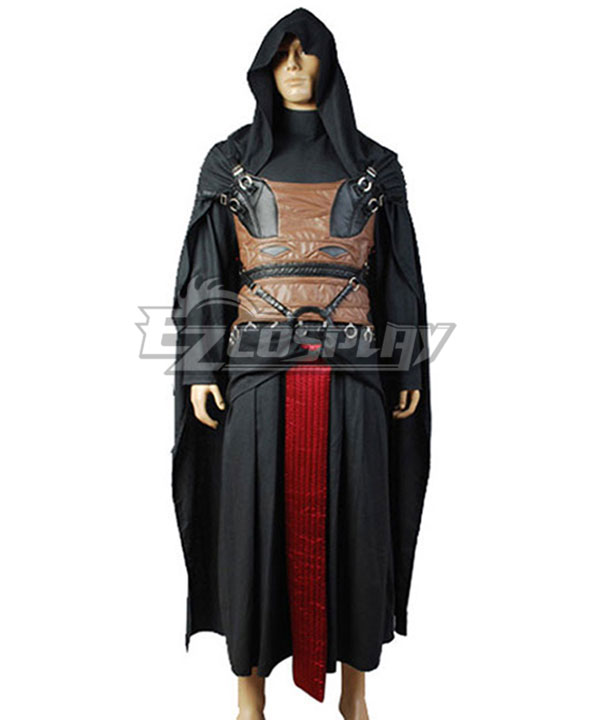 Star Wars Darth Revan Cosplay Costume None