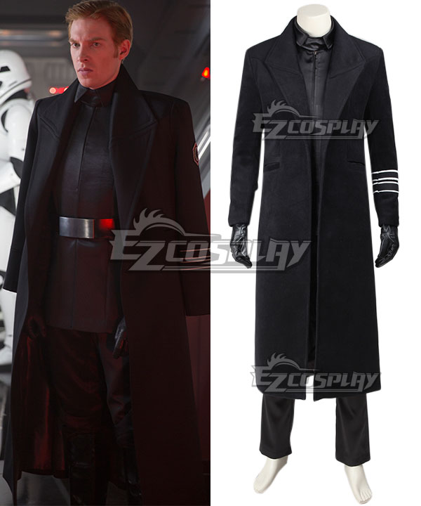 Star Wars The Force Awakens General Hux Armitage Hux Cosplay Costume ESWY0066