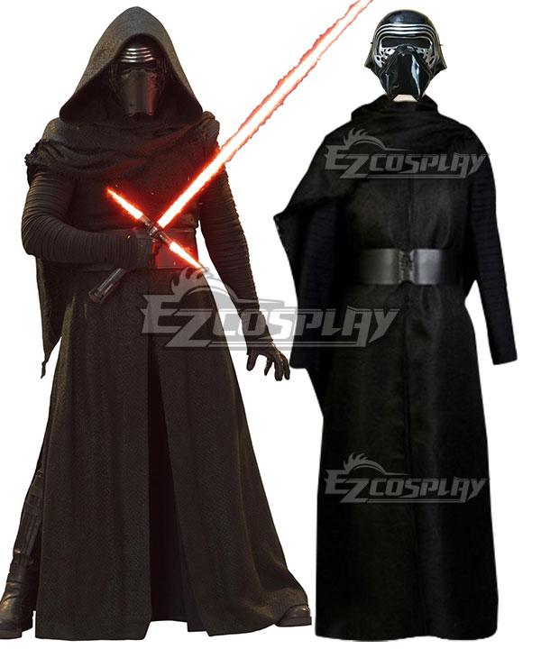 Star Wars Kylo Ren Cosplay Costume None