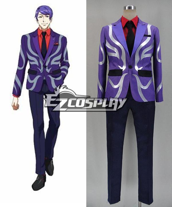 Tokyo Ghoul Shuu Tsukiyama New Cosplay Costume
