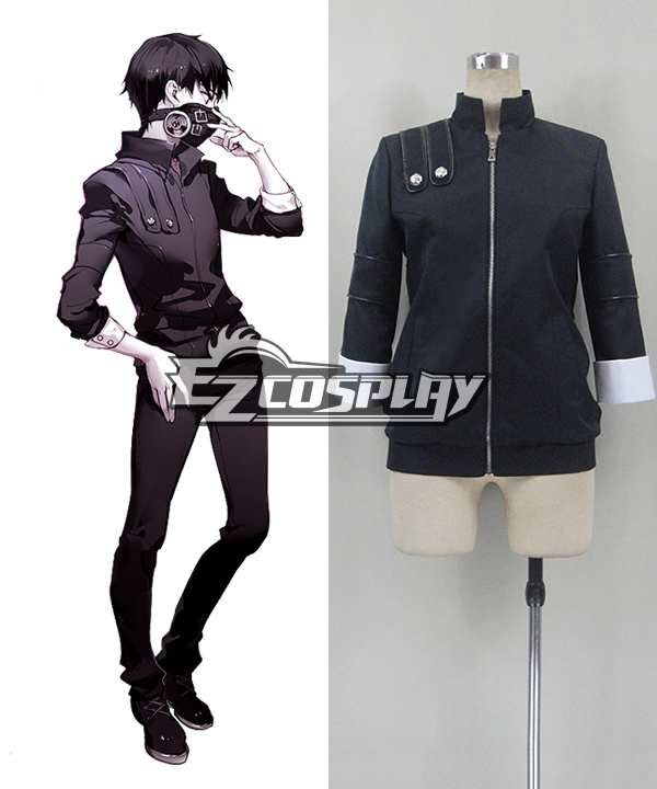 Tokyo Ghoul Tokyo Guru Kaneki Ken Battle Cosplay Costume None