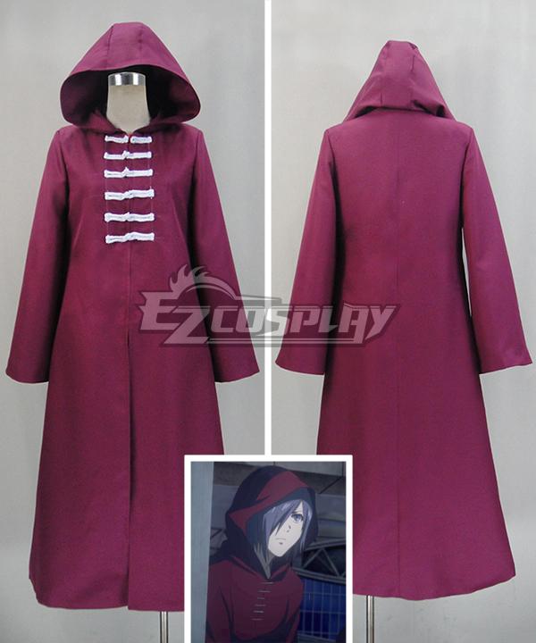 Tokyo Ghoul Tokyo Guru �?A Kirishima Toka Cosplay Costume