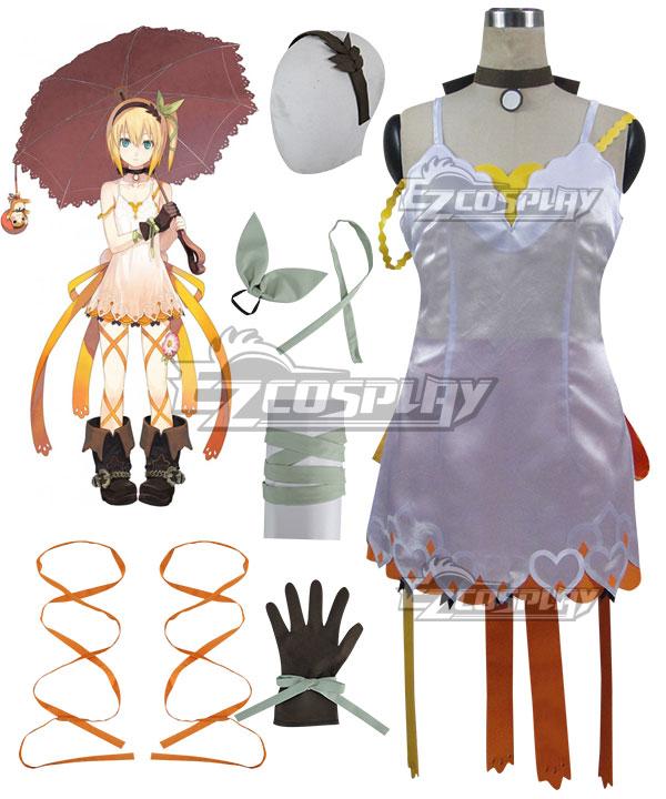 Anime Costumes ETOZ002 Tales of Zestiria the X Edna Cosplay Costume