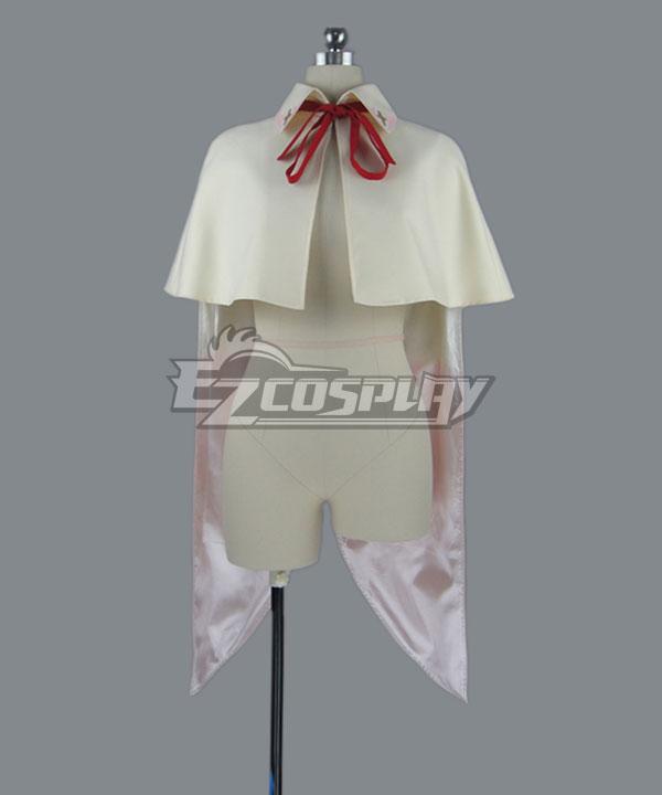 Anime Costumes ETOZ015 Tales of Zestiria the X Alisha Cloak Cosplay Costume