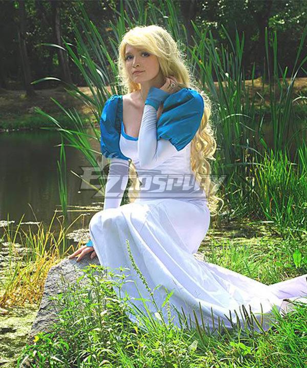 Swan Lake Swan Princess Cosplay Costume