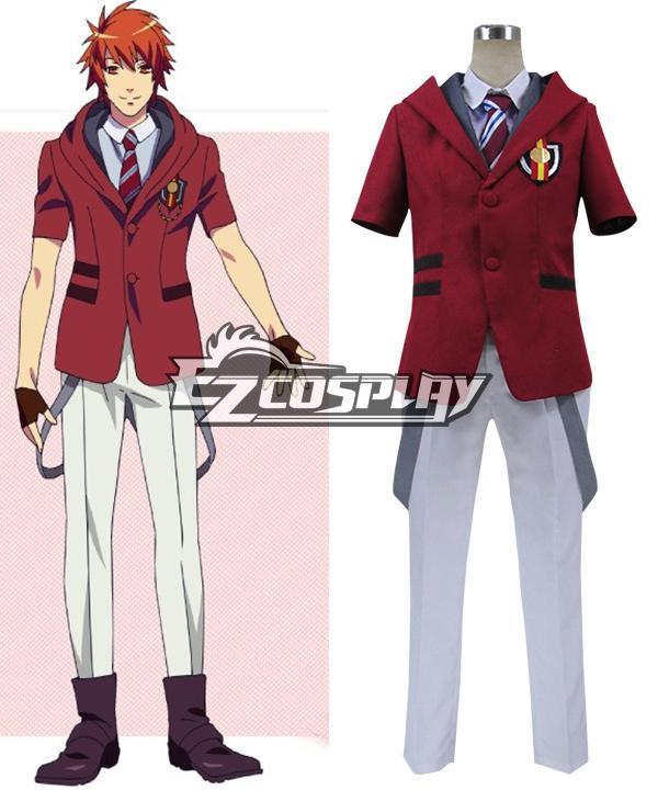 Uta no☆Prince-samaâ™?Maji Love Revolutions Ittoki Otoya Cosplay Costume
