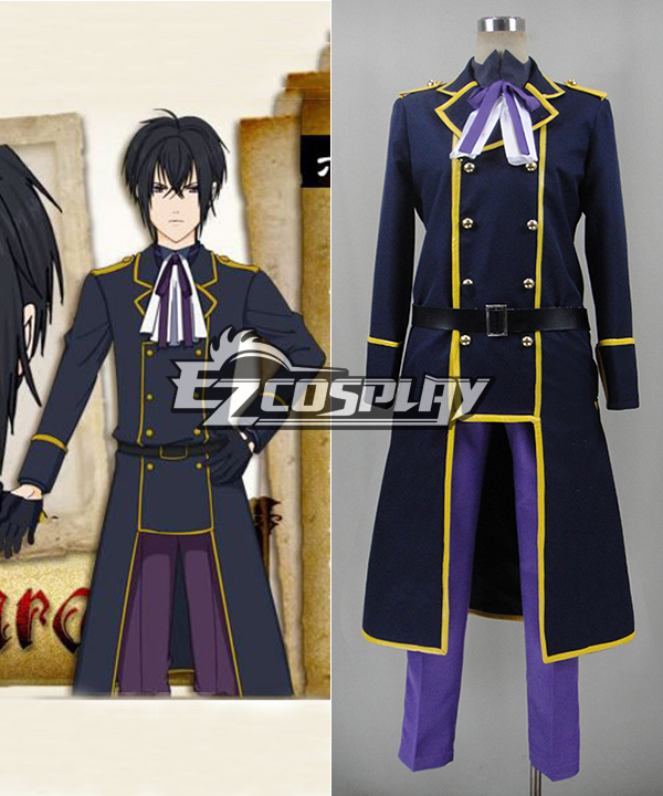 Vampire Holmes Holmes Cosplay Costume None