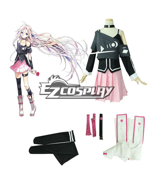 Image of Vocaloid 3 Library IA Cosplay Costume