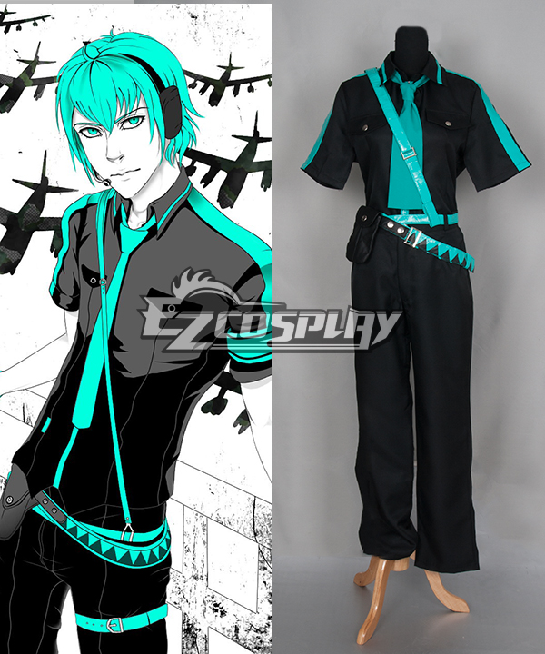 Vocaloid 2 Love is War Mikuo Cosplay Costume