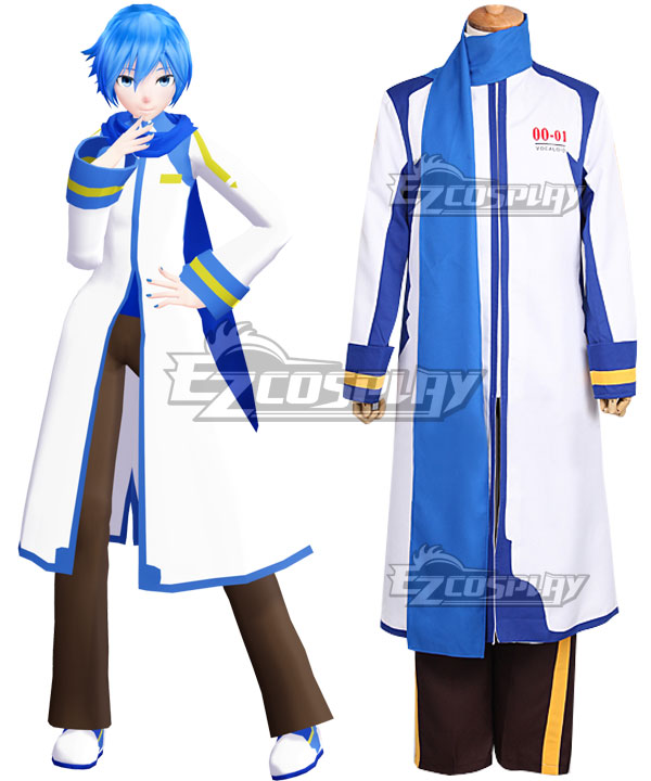 Anime Costumes EVO0124 Vocaloid Kaito Cosplay Costume
