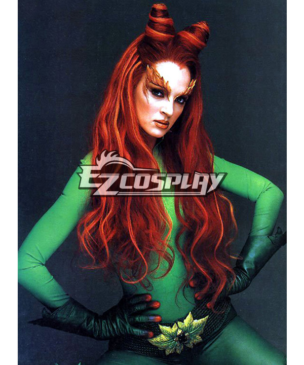Batman and Robin Poison Ivy Cosplay Wig