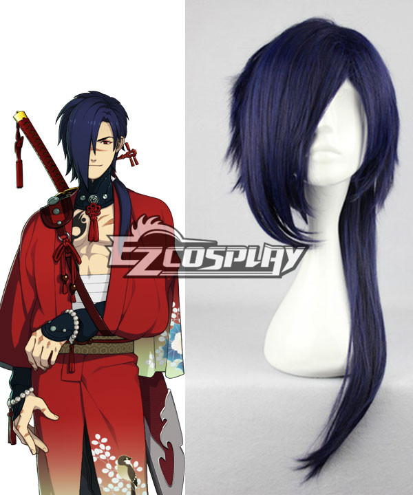 Dramatical Murder DMMD Koujaku Cosplay Anime Wig