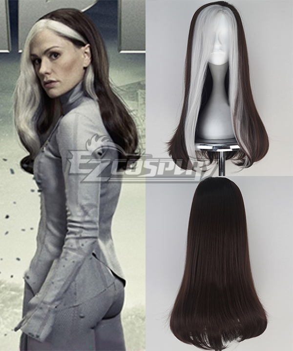 Marvel X-Men Days of Future Past Marie Rogue Cosplay Wig EWG0689