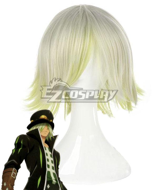 Anime Costumes EWG1138 Tales of Zestiria the X Dezel Light Green Cosplay Wig