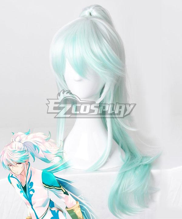 Anime Costumes EWG1155 Zestiria the X Mikleo Multicolor Cosplay Wig