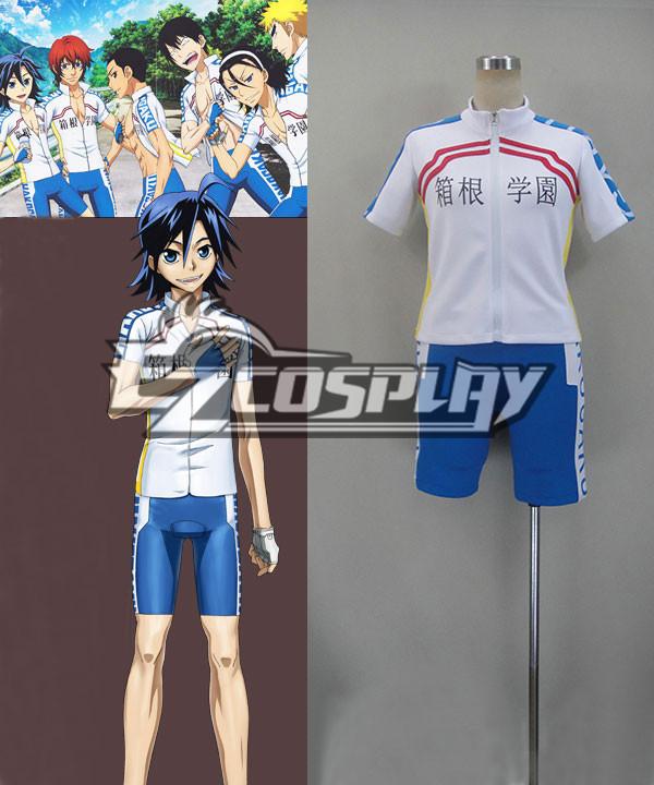 Yowamushi Pedal Bike Sporting Racing Suit Costume Sportswear