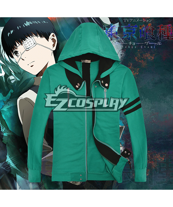 Tokyo Ghoul Ken Kaneki The Same Paragraph Casual Cotton Sweater Jacket Comic Related Product Animation Around Cosplay