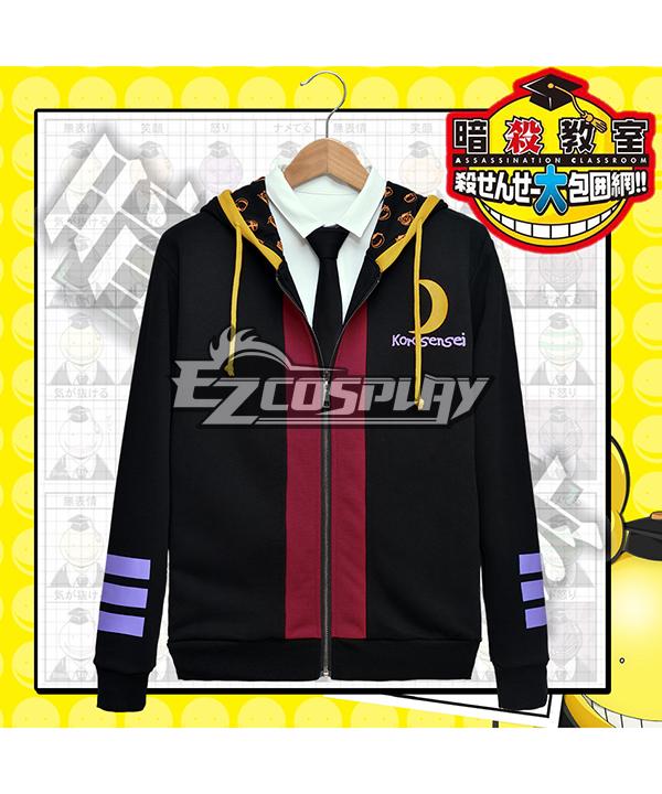 Assassination Classroom Korosensei Autumn And Winter Sweater Cotton Hoodie Comic Related Product Animation Around Cosplay