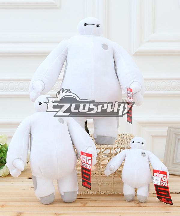 BIG HERO 6 Baymax Marvel Comics Disney Robot Doll Cosplay Animation Around None