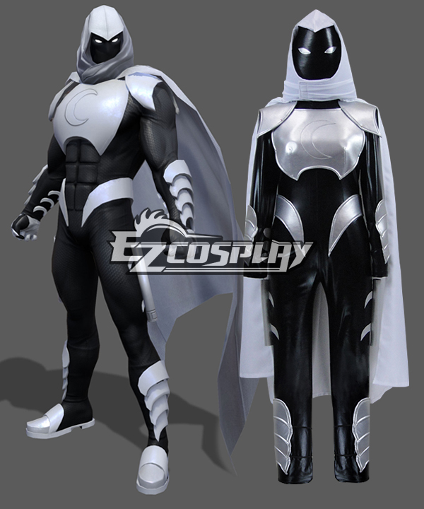 Marvel Moon Night Cosplay Costume  None