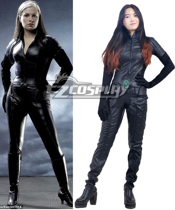 Marvel X Men X-Men Rogue Marie Cosplay Costume None