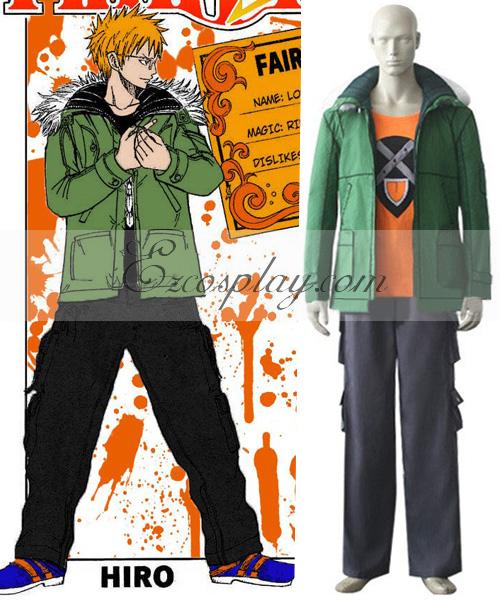 Fairy Tail Loke Loki Cosplay Costume - Without pants