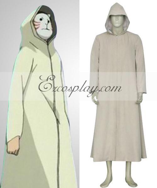 Naruto Shadows Anbu Cloak Cosplay Costume