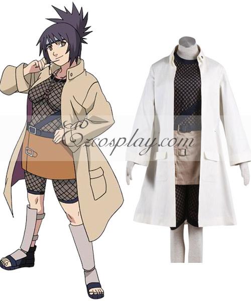 Naruto Mitarashi Anko Cosplay Costume