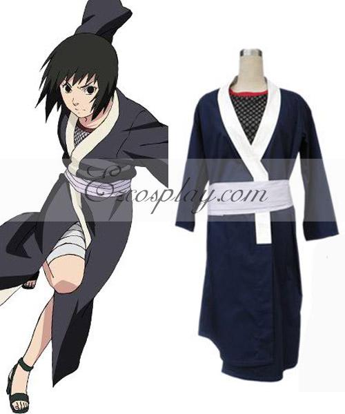 Naruto Shippuuden Shizune Jonin Cosplay Costume