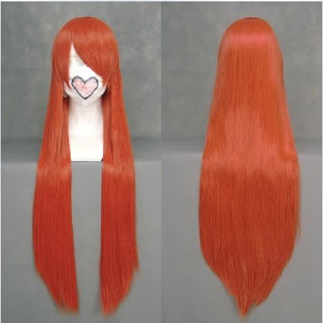 Rurouni Kenshin Orange Cosplay Wig-036I