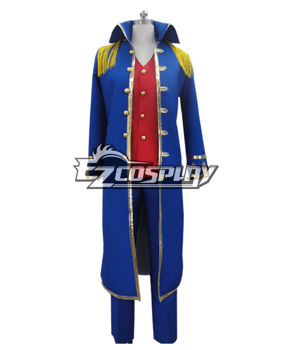 One Piece Monkey D Luffy cosplay costumes None