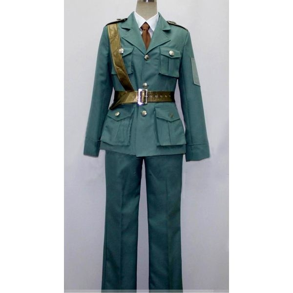 Eduard (Estonia) Costume from Axis Powers Hetalia EHT0008