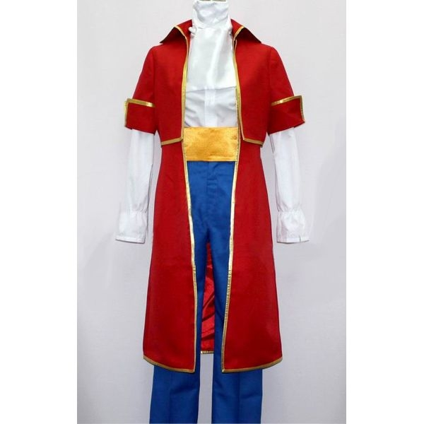 Roderich (Austria) Red Costume from Axis Powers Hetalia EHT0012