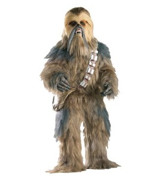 Image of Star Wars Chewbacca Collector's Edition Adult Costume ESW0028
