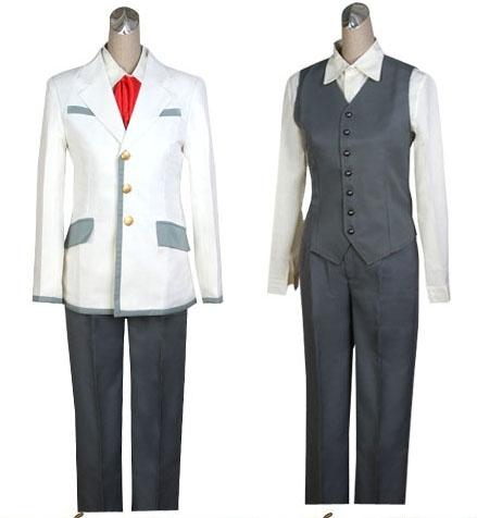 Seiso Academy Music department Boy Uniform from Kin iro no Corda None