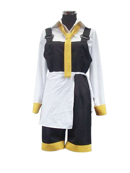 Da Capo Yellow And White Cosplay Costume from Vocaloid