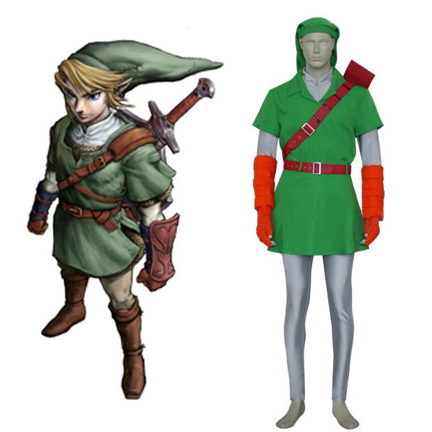 legend of zelda halloween costumes