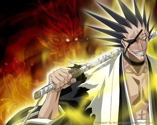 Bleach Zaraki Kenpachi Cosplay Sword