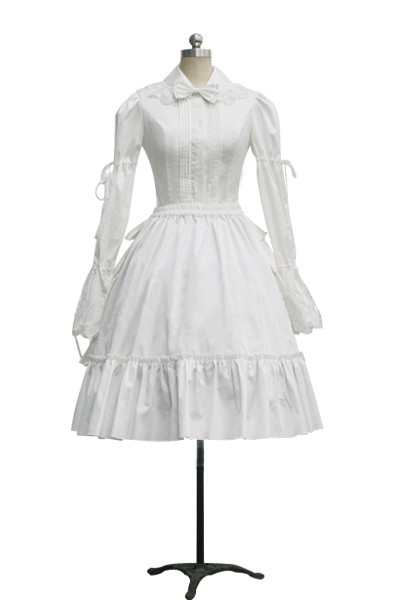Gothic Lolita Frilled Dress.com