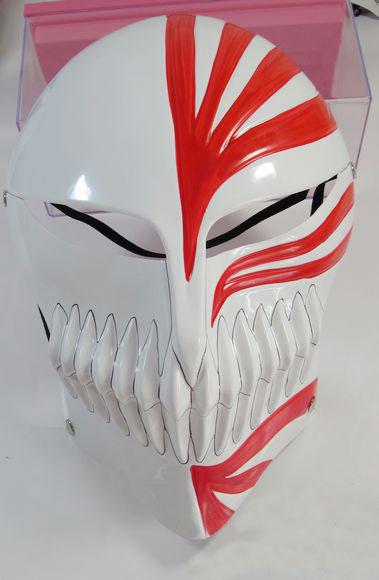 Bleach Cosplay Accessories Ichigo Hollow Full Mask